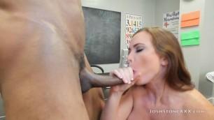 Classroom Slut Jessica Rayne wants sex with her teacher