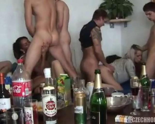 czech home orgy anal