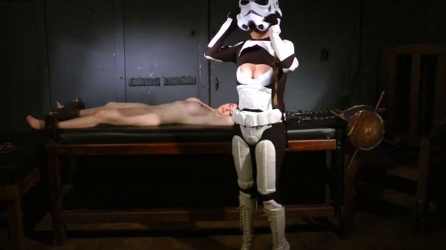 Star Wars The Force Awakens Girl Sucking Huge Cock Porn -1100